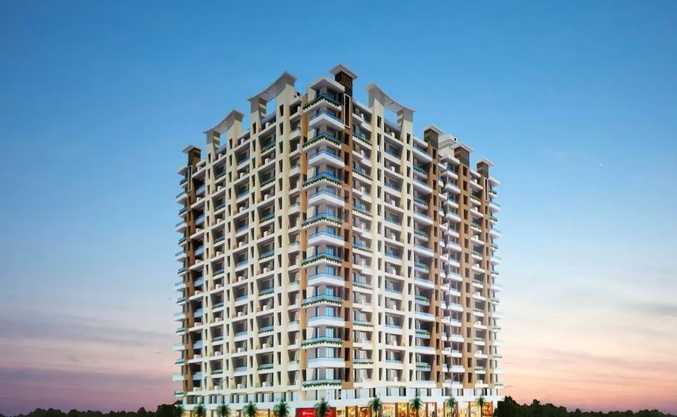 VIVA MAITRY HEIGHTS - Project Images