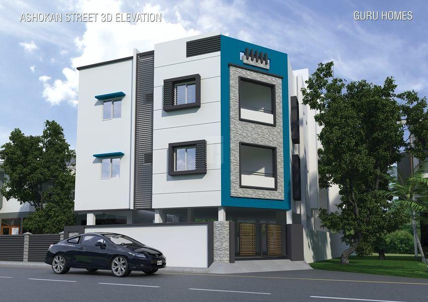 Guru Anusuya Apartments - Project Images