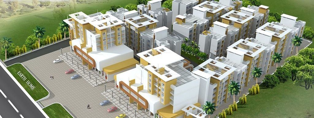 Earth Shree Sadguru Complex - Project Images
