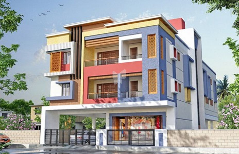 Woddies Alwarthirunagar Flats - Elevation Photo