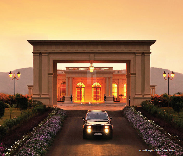 Hiranandani Fortune City Panvel - Project Images