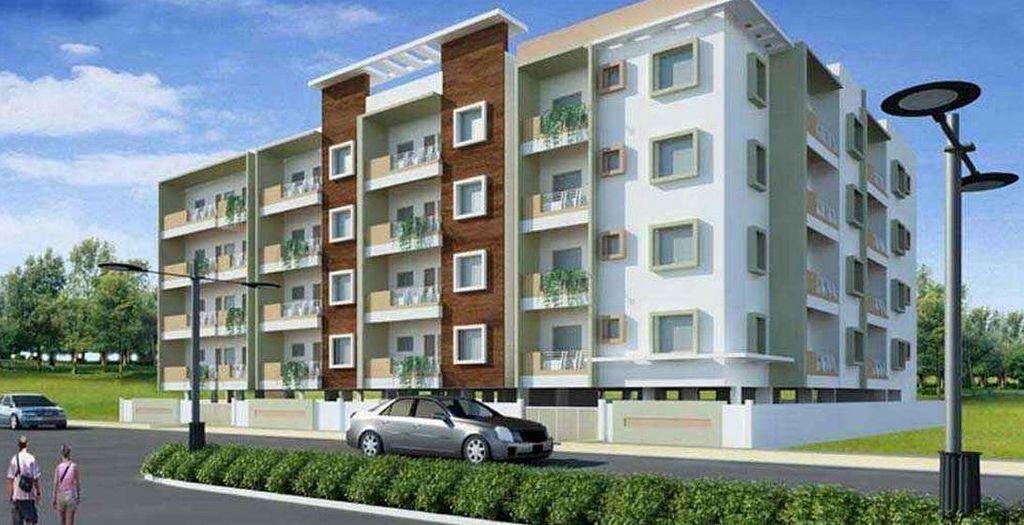 Karthik Enclave - Elevation Photo