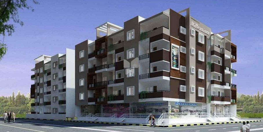Nishitas Millennium - Elevation Photo