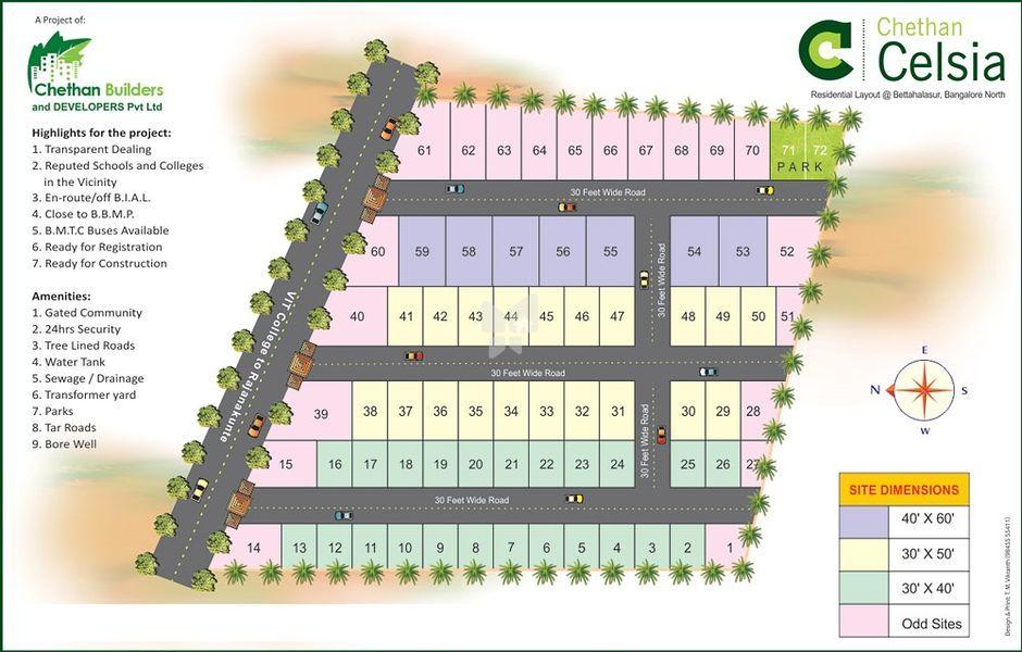 Chethan Celsia - Master Plan