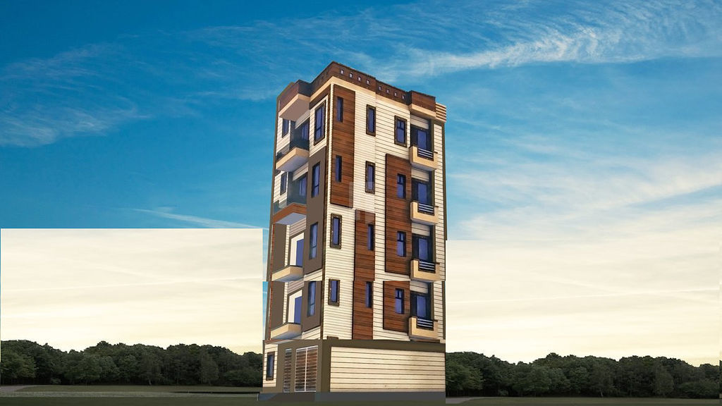 Kanwar CP Fifty Five - Elevation Photo