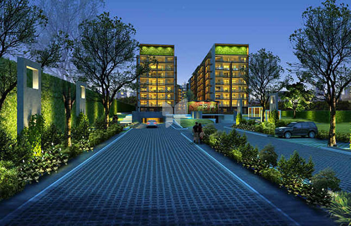 Nandhini Prakruthi Solitaire - Project Images
