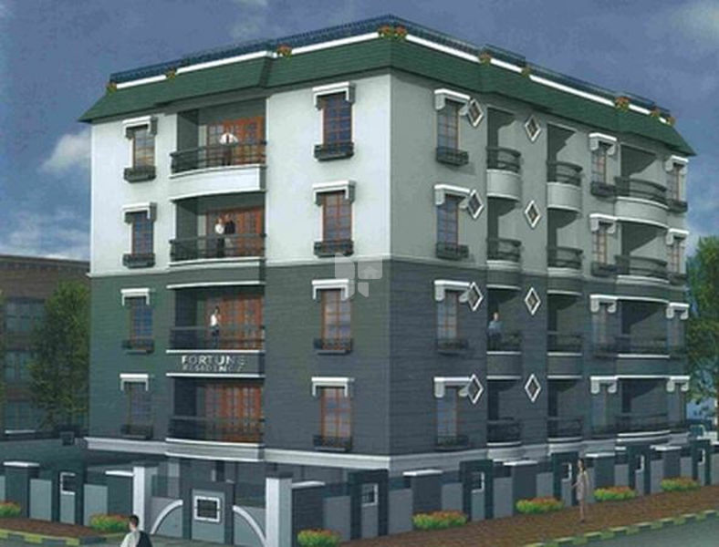 Fortune Residency Begumpet - Elevation Photo