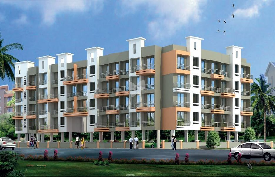 JBD Balaji Complex - Elevation Photo