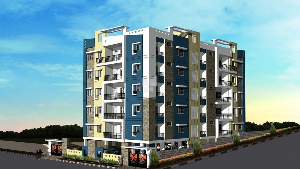 Pranav Seetha Residency - Elevation Photo