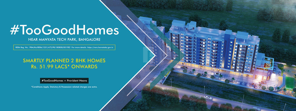 Provident Toogoodhomes - Project Images