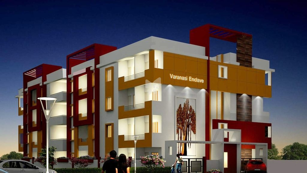 LN Varanasi Enclave - Elevation Photo