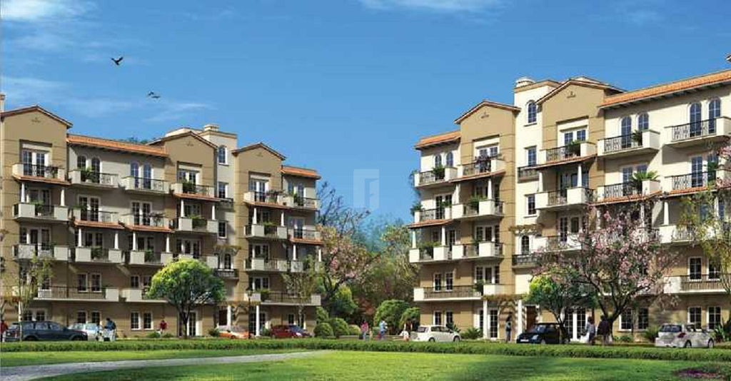 Reias India Emaar MGF Emraled Floors - Project Images