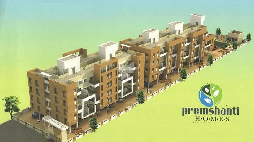 Prem Shanti Homes - Project Images