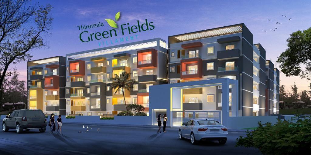 Thirumala Green Fields - Elevation Photo