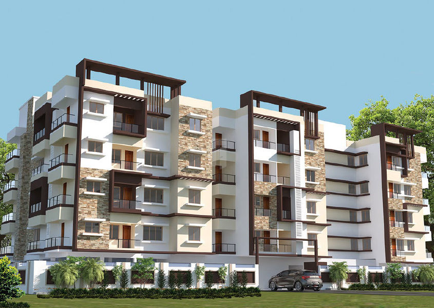 Shree Kumarans Akshara - Project Images
