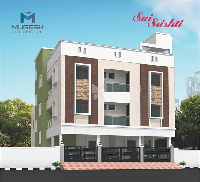 Mugesh Sai Srishti - Elevation Photo