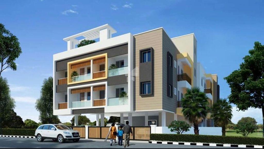VIP Kassish Homes - Elevation Photo