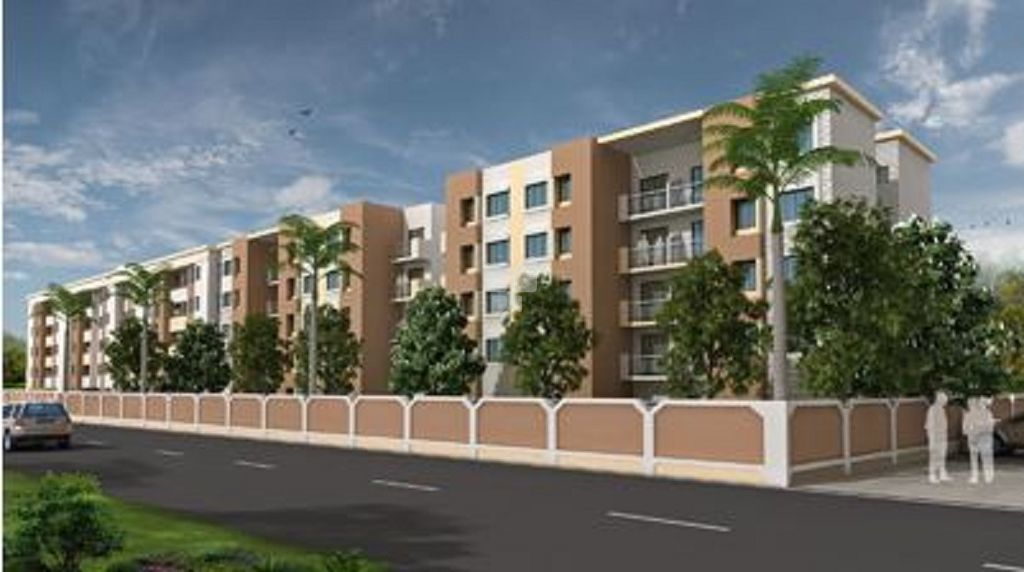 Maple Aapla Ghar Shikrapur - Project Images
