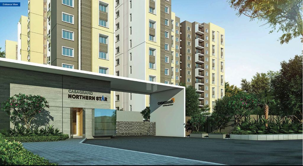 Casagrand Northern Star - Exterior Images