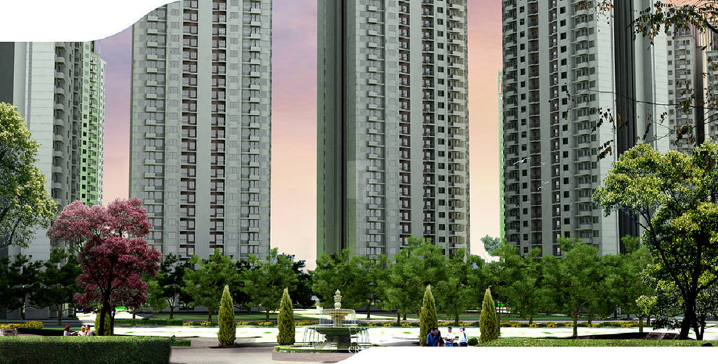 Jaypee Greens Krescent Homes - Project Images