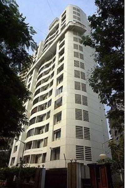 Om Sai Soumya Towers - Elevation Photo