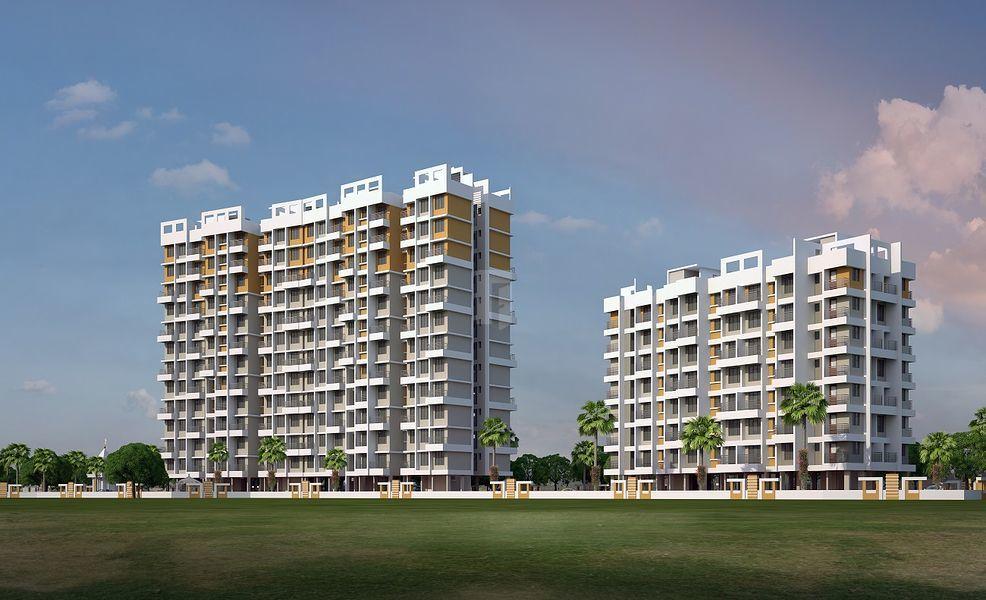 Vishnu Vatika NX - Project Images