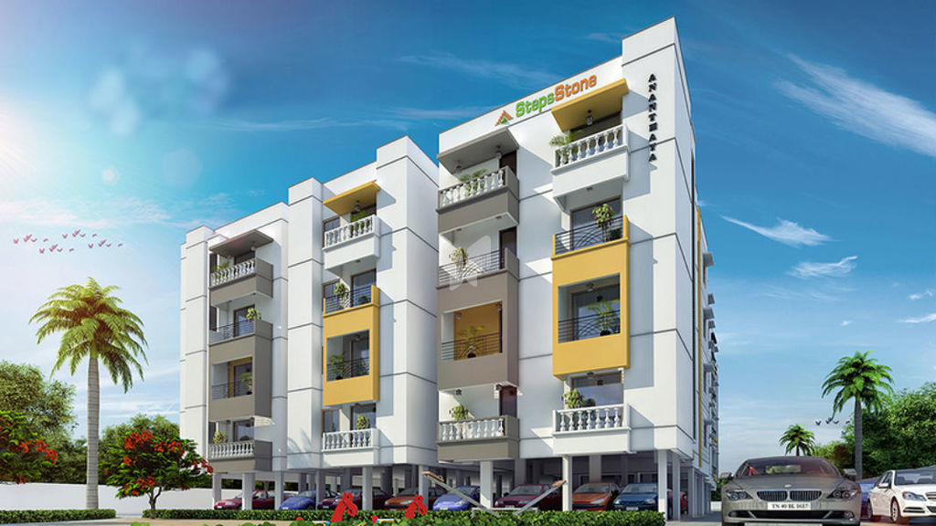 Ananthaya - Elevation Photo