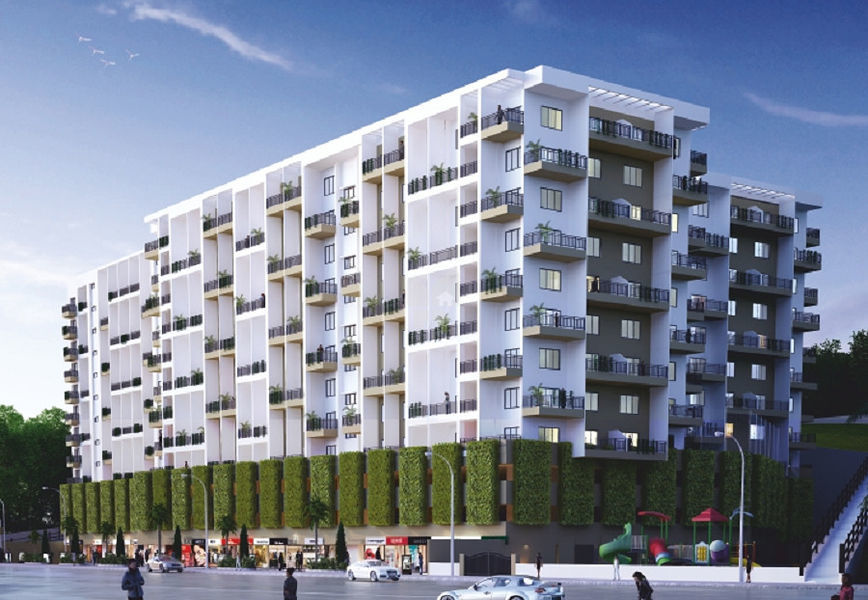 Sharada Myria  B And C Building - Project Images