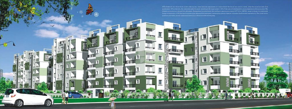 AVL Prakruthi - Elevation Photo