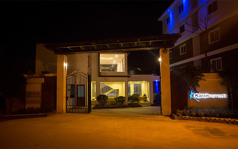 Foyer Apartment Ramamurthy Nagar : The mark residences in ramamurthy nagar bangalore