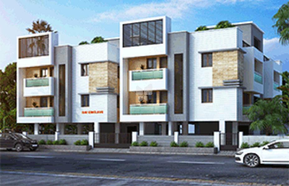 Indu Sai Enclave - Project Images