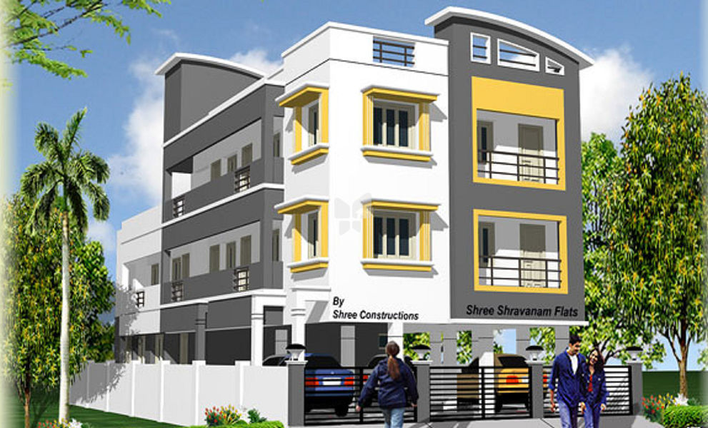 Shree Shravanam Flats - Project Images