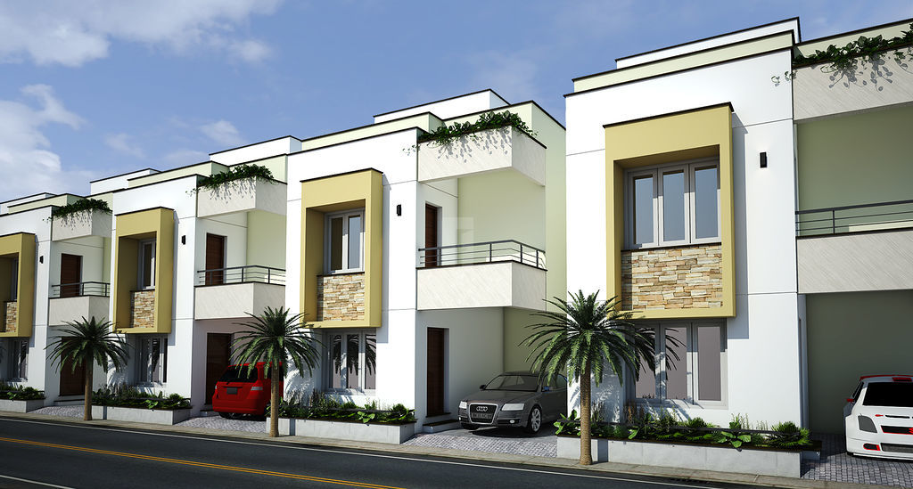 Sudarsan Prado Ville - Elevation Photo