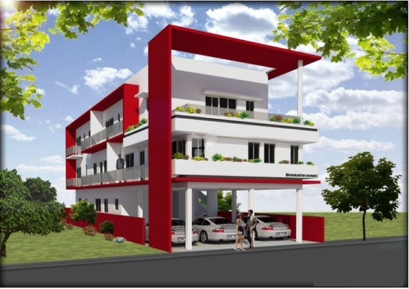 Bharathi Ivy Terrace - Project Images