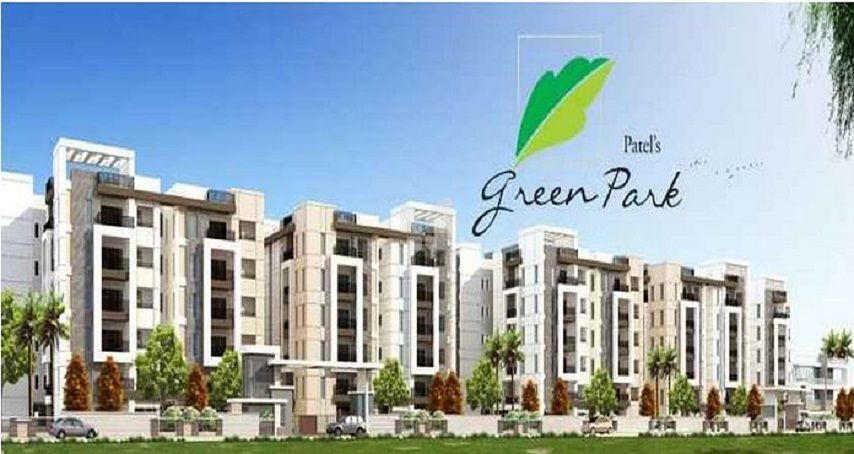 Omsree Patel's Green Park - Project Images