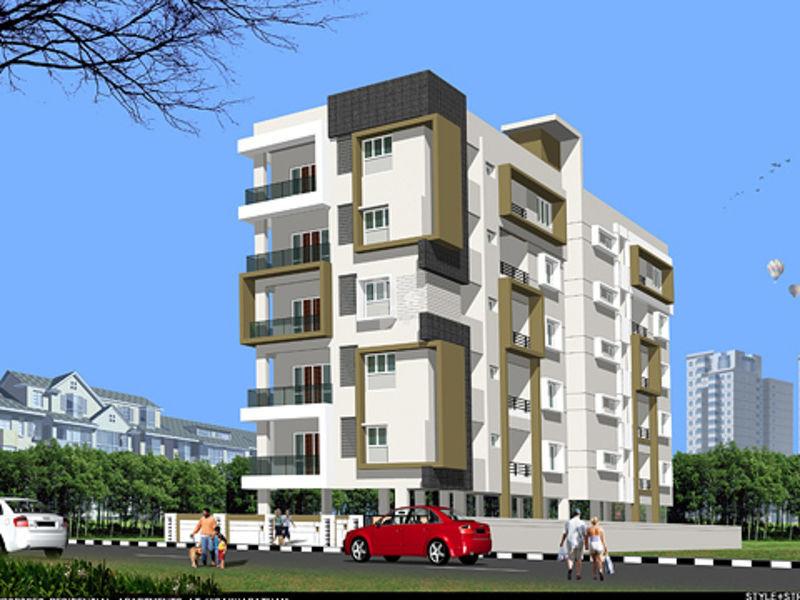Vinayagar Chaganti Nivas - Project Images