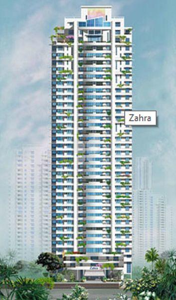 Lokhandwala Zahra Apartment - Project Images