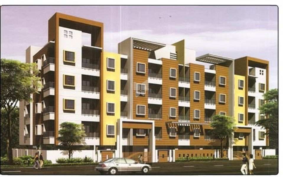 Mahaghar Sri Sai Residency - Elevation Photo