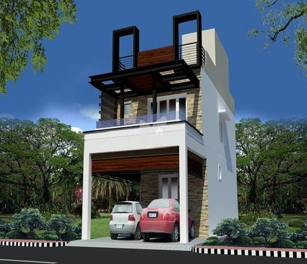 MGP Delight Villas - Elevation Photo