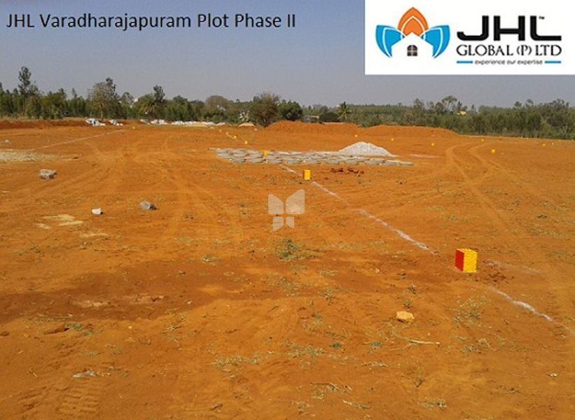 JHL Varadharajapuram Plot Phase II - Elevation Photo