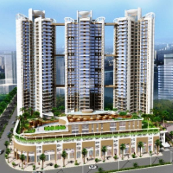 Spring Hill Apartments: Shree Spring Hills In Manpada, Thane By Shree Tirupati