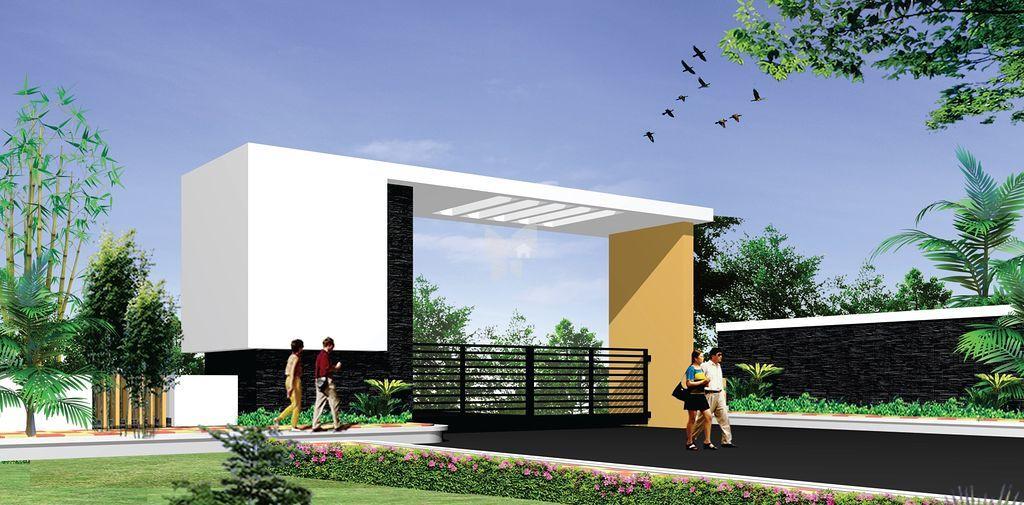 Srujana's Dream City - Project Images