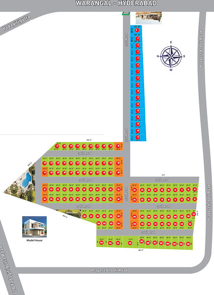 Ramani Hill County Phase 2 - Master Plans
