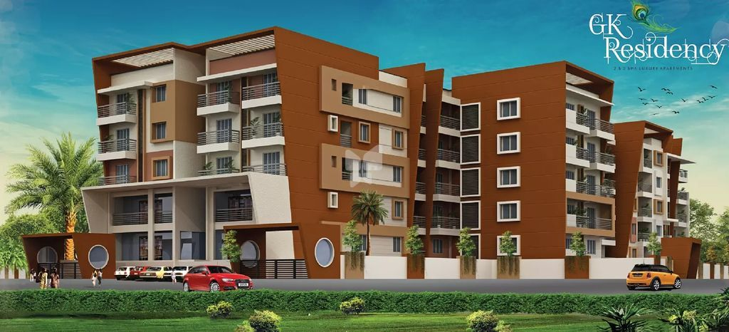 Sadhguru GK Residency - Project Images
