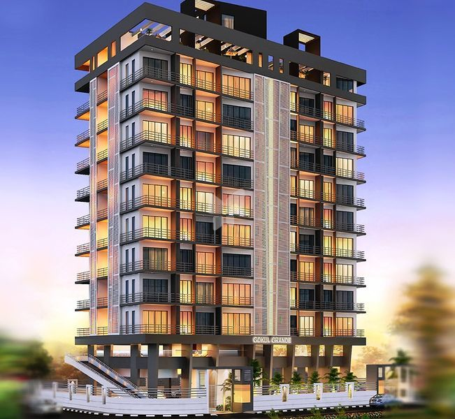 Gokul Grande - Elevation Photo