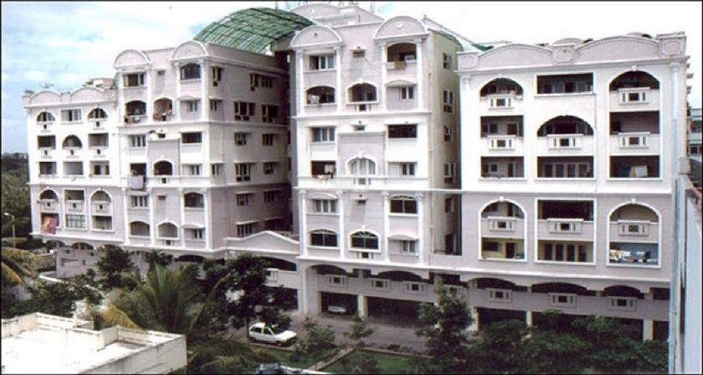 Lotus Bandari Residency - Elevation Photo
