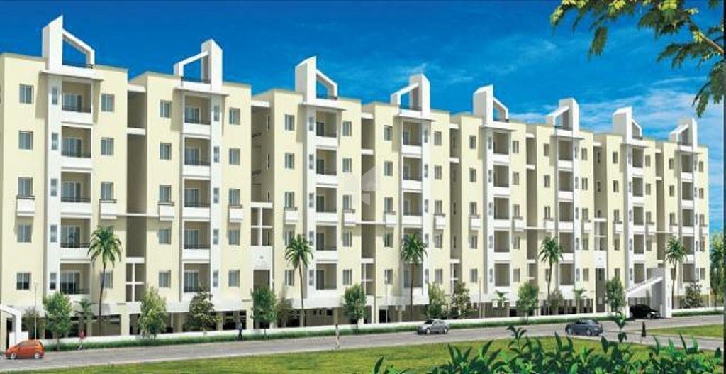 K N Infra Rambagh - Elevation Photo