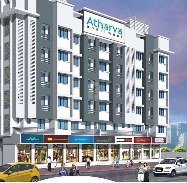 Mahalaxmi Atharva Apartment - Project Images