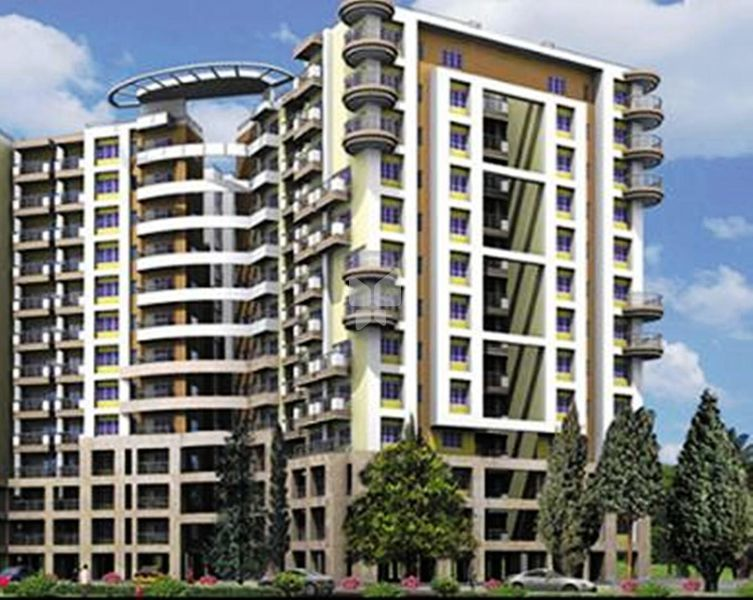 Aisshwarya Excellency - Elevation Photo