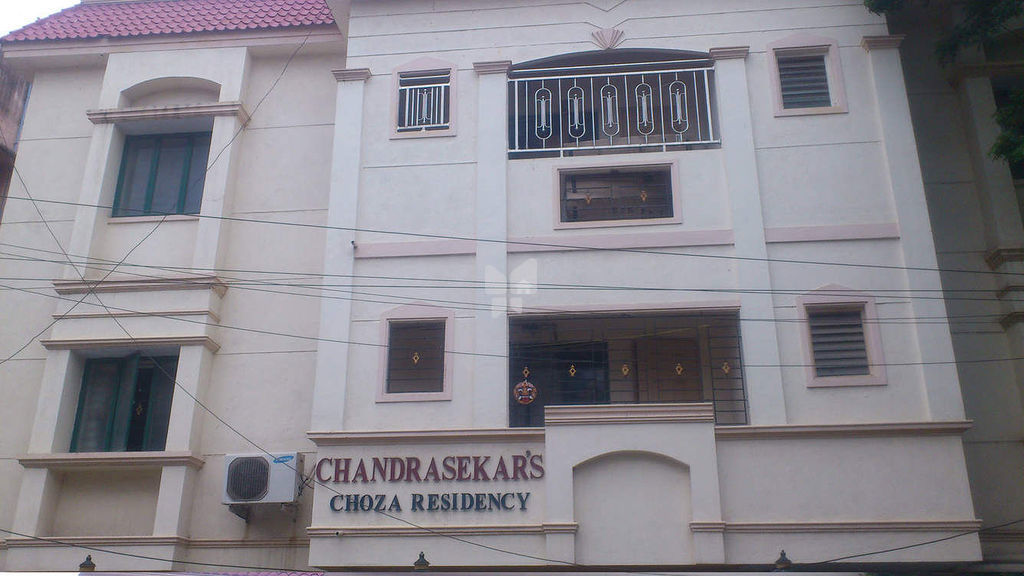 Chandrasekar Chozha Residency - Project Images
